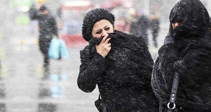Meteoroloji gün verdi! Ve beklenen kar geliyor