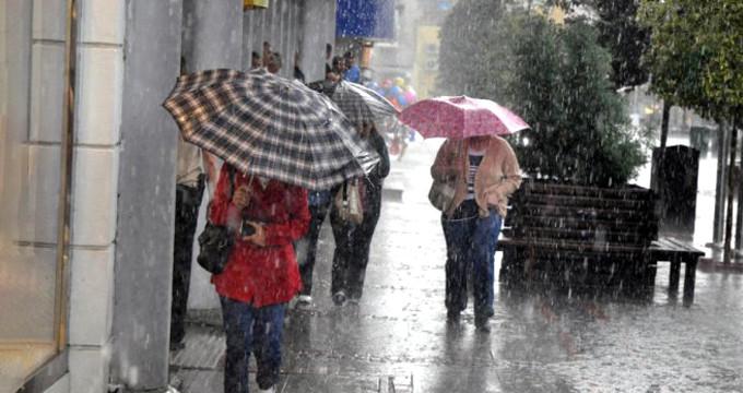Meteoroloji uyardı: Sağanak yağış devam edecek