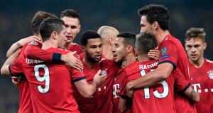 Bayern Münih 2 dakikada işi bitirdi
