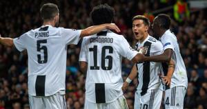 Juventus, Manchesterı Dybala ile geçti