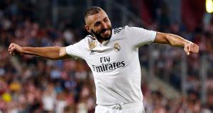 Karim Benzema tarihe geçti