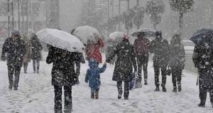 Meteoroloji 6 ili uyardı! Kar geliyor