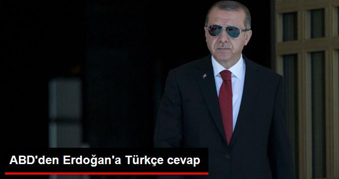 Erdoğanın Sinagog Saldırısı Mesajına ABD Büyükelçiliğinden Türkçe Cevap