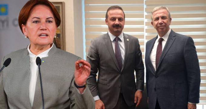 Kulisleri hareketlendiren fotoğrafa Akşener'den ilk yorum!
