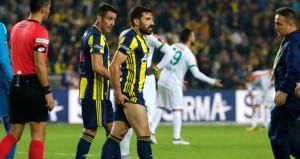 Fenerbahçeye Şenerden kötü haber
