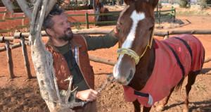 Kamçılanan atın sahibi haykırdı: Hiçbir kadına aşık olmadım, ona aşığım