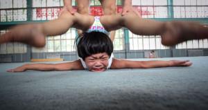 Jimnastik uğruna bu halde! İşte ödüllü kareler