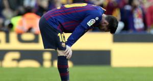 Messinin döndüğü maçta Barcelona dağıldı