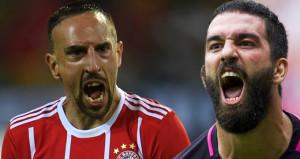 Ünlü futbolcu Ribery, Ardaya özendi, gazeteciye saldırdı