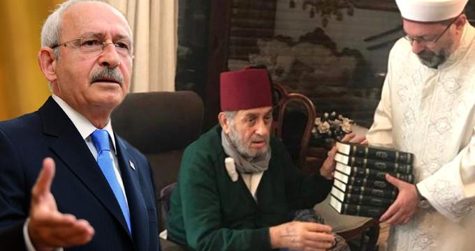 Diyanet İşleri Başkanı'na Kılıçdaroğlu'ndan çağrı!