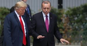 Erdoğanın sorusuna cevap veren Trump: Döner dönmez talimat vereceğim