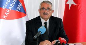 Karabüksporun eski yöneticilerine para cezası