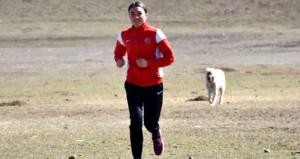 O Türkiyenin gururu! Dünya şampiyonasına köyde hazırlanıyor