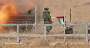 Kaldırdığı Filistin bayrağı, İsrail askerlerinin sonunu böyle getirdi