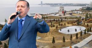 Erdoğanın hayalindeki projelerden 5i İstanbulda açılıyor