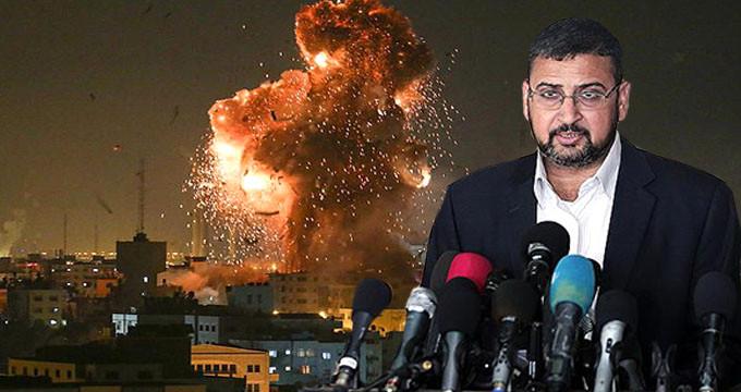 Hamas Sözcüsü duyurdu: İsrail'e ciddi bir ders verdik!
