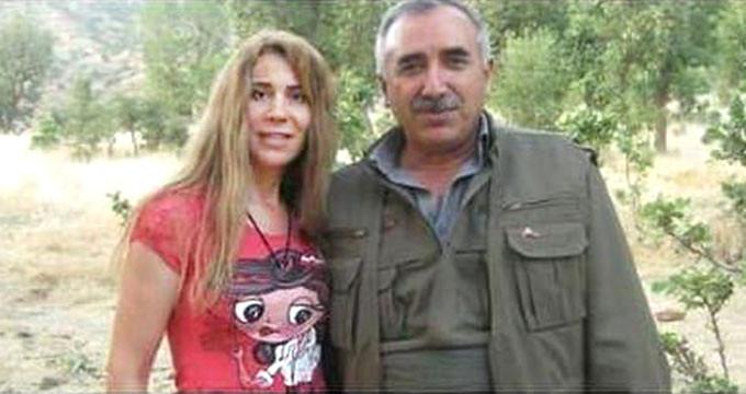 Karayılan'la çektiği fotoğrafla tanınan şarkıcı hakkında karar verildi