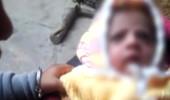 Maymun, eve girip kaçırdığı 12 günlük bebeği öldürdü