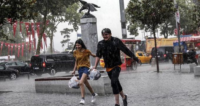 Meteorolojiden İstanbul'a iki gün uyarısı! Şiddetli geliyor