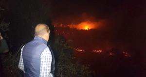 Turizm cennetinde büyük yangın!