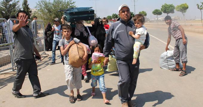 Vatandaşlık verilen Suriyelilerin sayısı belli oldu