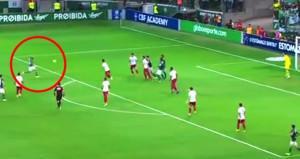 Eski Galatasaraylı Melonun attığı gol taraftarı çıldırttı