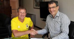 Fenerbahçede teknik direktör bilmecesi sona erdi