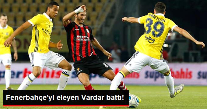 Fenerbahçe yi eleyen Vardar battı!