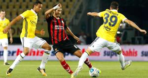 Fenerbahçeyi eleyen Vardar battı!