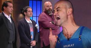 Skandallarıyla diskalifiye edilen Murattan MasterChefe şok suçlama!