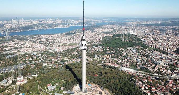 Bakan Turhan duyurdu! İşte Çamlıca Kulesi'nin açılış tarihi