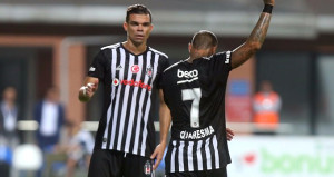 Beşiktaşa bir darbe de Portekizli yıldızdan! TFFye başvurdu