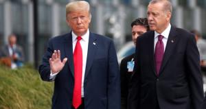 Erdoğan ile Trump arasında kritik görüşme: Desteğinizi kesin