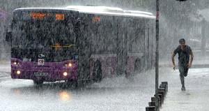 Hafta sonu için plan yapanlar dikkat! Meteorolojiden yağış uyarısı