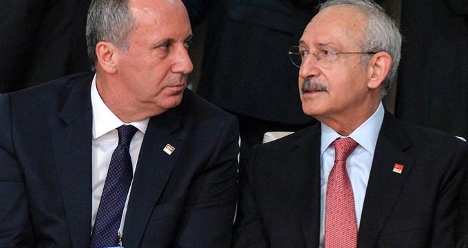 """İnce, """"Kılıçdaroğlu'ndan neden randevu istedin"""" diyenlere yanıt verdi!"""