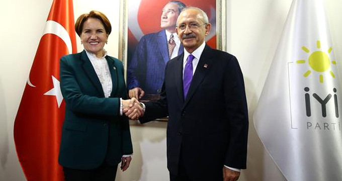 İYİ Parti, CHP ile ittifaka yeşil ışık yaktı!