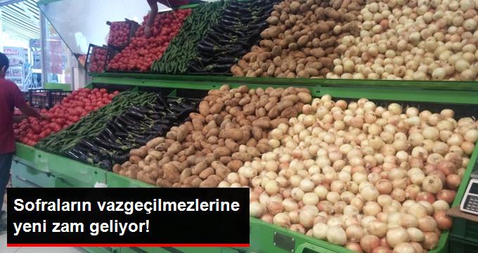 Patates ve Soğandaki Fiyat Artışı Devam Edecek