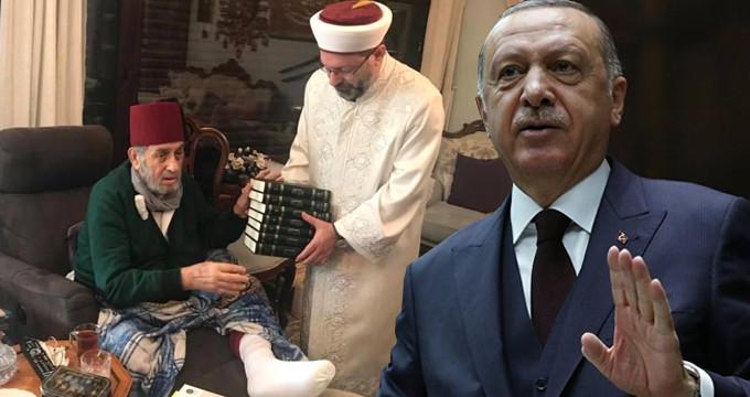 Erdoğan, Mısıroğlu'na yapılan ziyaretle ilgili ilk kez konuştu