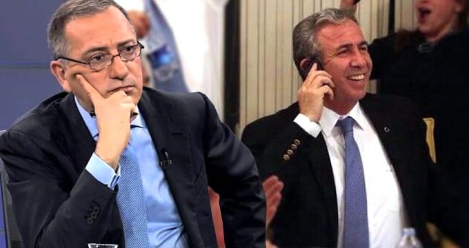 """""""Kusura bakma paylaşıyorum"""" deyip Mansur Yavaş bombasını patlattı"""