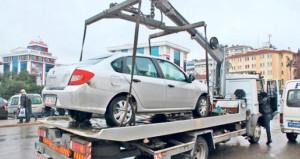 Yeni düzenleme geliyor! Araçları çekme görevi polisten alınacak