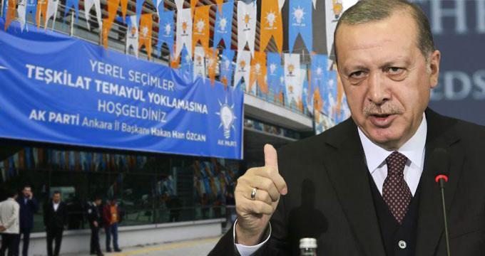 AK Parti'de kritik gün! Oy verme işlemi sona erdi, gözler Erdoğan'da