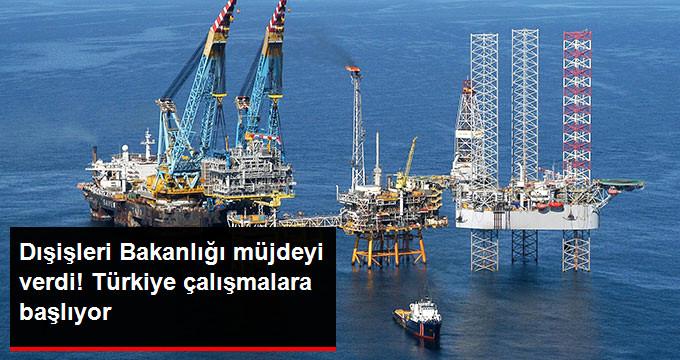 Dışişleri Bakanlığından Doğal Gaz Müjdesi: Türkiye Çalışmalara Başlıyor
