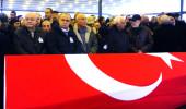 Türk futbolunun duayen ismi, son yolculuğuna uğurlandı
