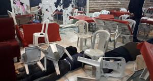 Ankara'da kumar baskını! Birbirlerini ezip kaçmaya başladılar