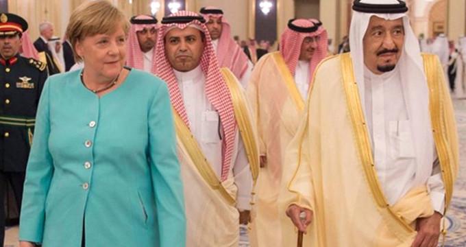 Suudi Arabistan'a bir darbe de Almanya'dan! Tamamen durduruldu