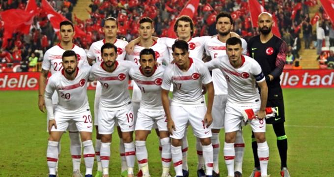 Türkiye, Hazırlık Maçında Konuk Ettiği Ukrayna ile 0-0 Berabere Kaldı