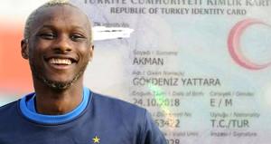 Hasta Trabzonsporlu taraftar, oğlunun adını Yattara koydu