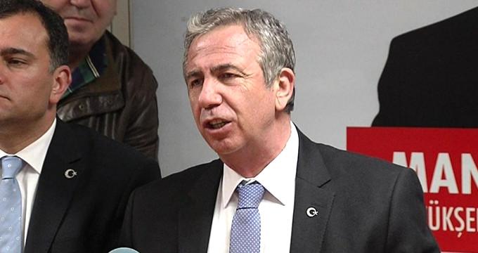 Mansur Yavaş, AK Parti'den aday olup olmayacağını açıkladı