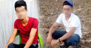 PKK propagandası yapan gençlere meydan dayağı!