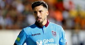 Trabzonsporlu Sosa, kadro dışı kararıyla birlikte kulüp tarihine geçti
